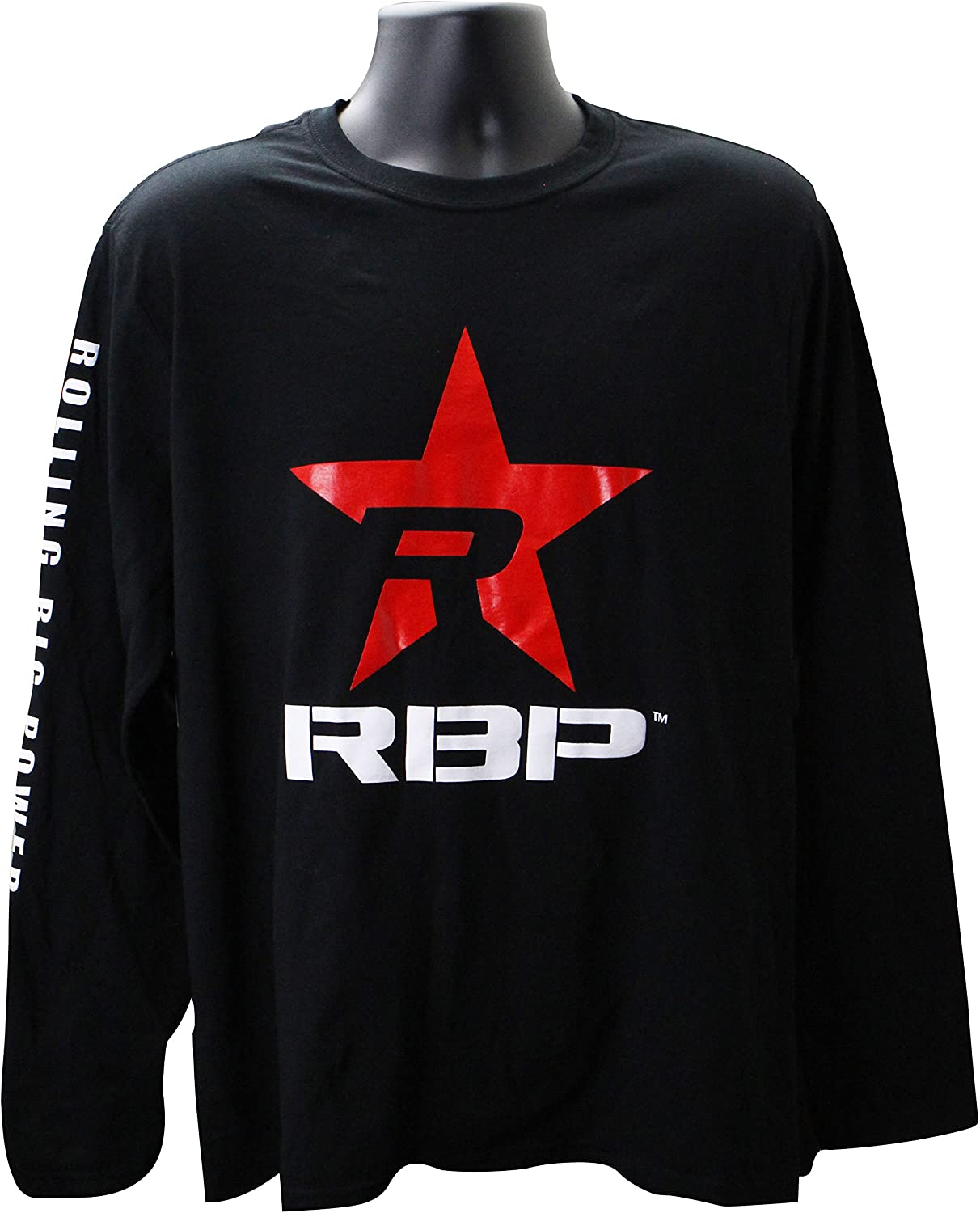 Amazon.com: RBP (RBP-LSBT-XXL) Black XX-Large Long Sleeve ...