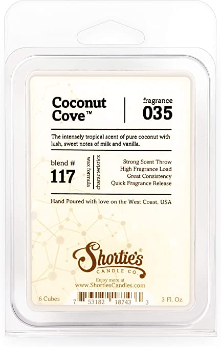 Coconut Wax Melts