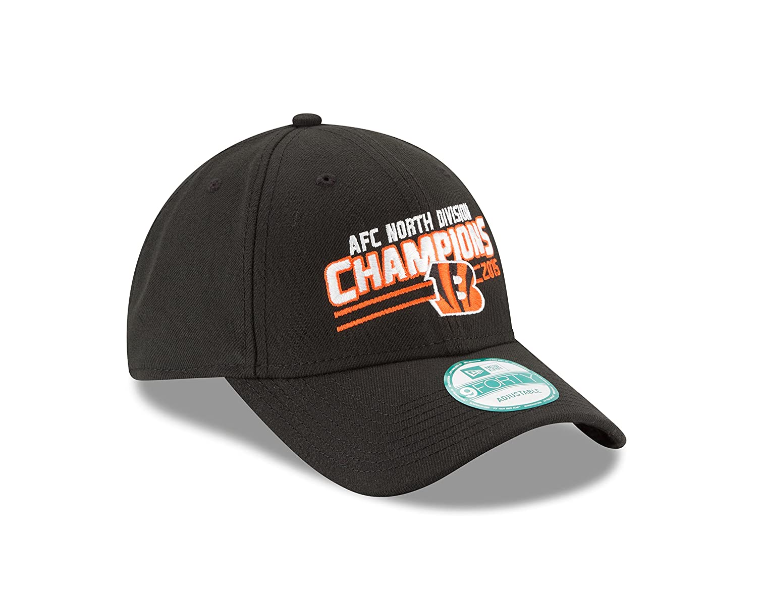 b2fe154c60f ... discount code for amazon new era nfl cincinnati bengals 2015 division  champs 9forty adjustable cap one