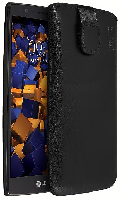 1 opinioni per Mumbi- Custodia in pelle, per smartphone LG G4 nero