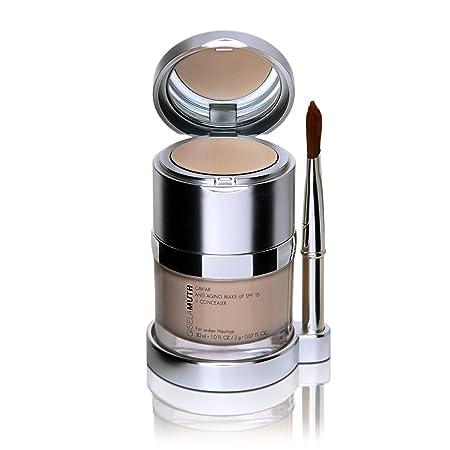 Gisela Muth Beauty - Anti-Aging Kaviar Make-Up Set mit UV-Schutz, Make-Up Skin Foundation und Concealer Abdeckcreme, für eine