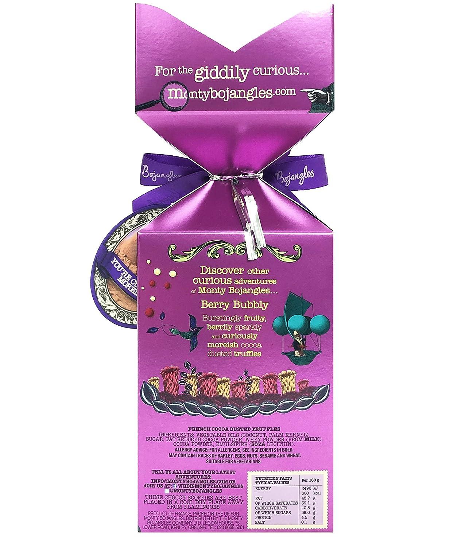 Monty Bojangles Choccy scoffy Crackers Caja de Regalo 200 g: Amazon.es: Alimentación y bebidas