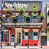 New Orleans Wall Calendar 2018 {jg} Best Holiday Gift Ideas - Great for mom, dad, sister, brother, grandparents, grandchildren, grandma, gay, lgbtq.
