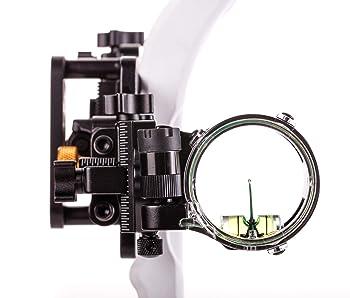 best single pin bow sight