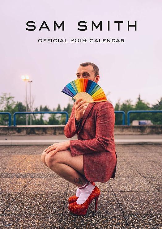 Amazon.com : SAM Smith Official Calendar 2019 Including SAM ...