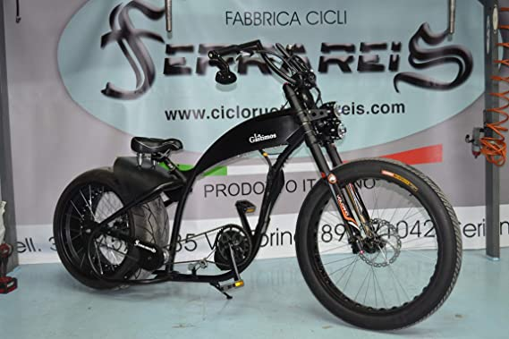Fat Bike - Bicicleta Harley Davidson réplica Chopper Cruiser ...