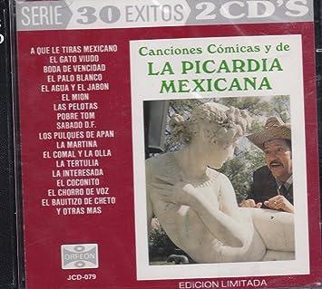Los Costenos, Los Camperos de Sinaloa, Picardia Mexicana, Chis Chas. Los Mexicanos - Serie 30 Exitos: Cansioens Comicas Y De La Picardia Mexicana ...