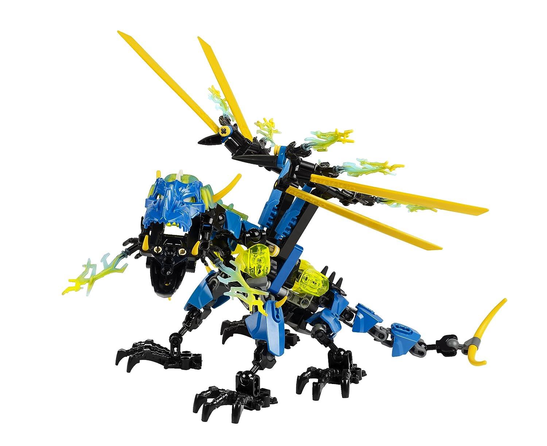 amazon com lego hero factory dragon bolt 149 pcs toys u0026 games