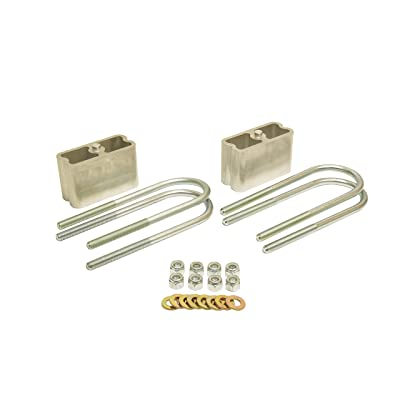 Belltech 6200 Lowering Block Kit: Automotive