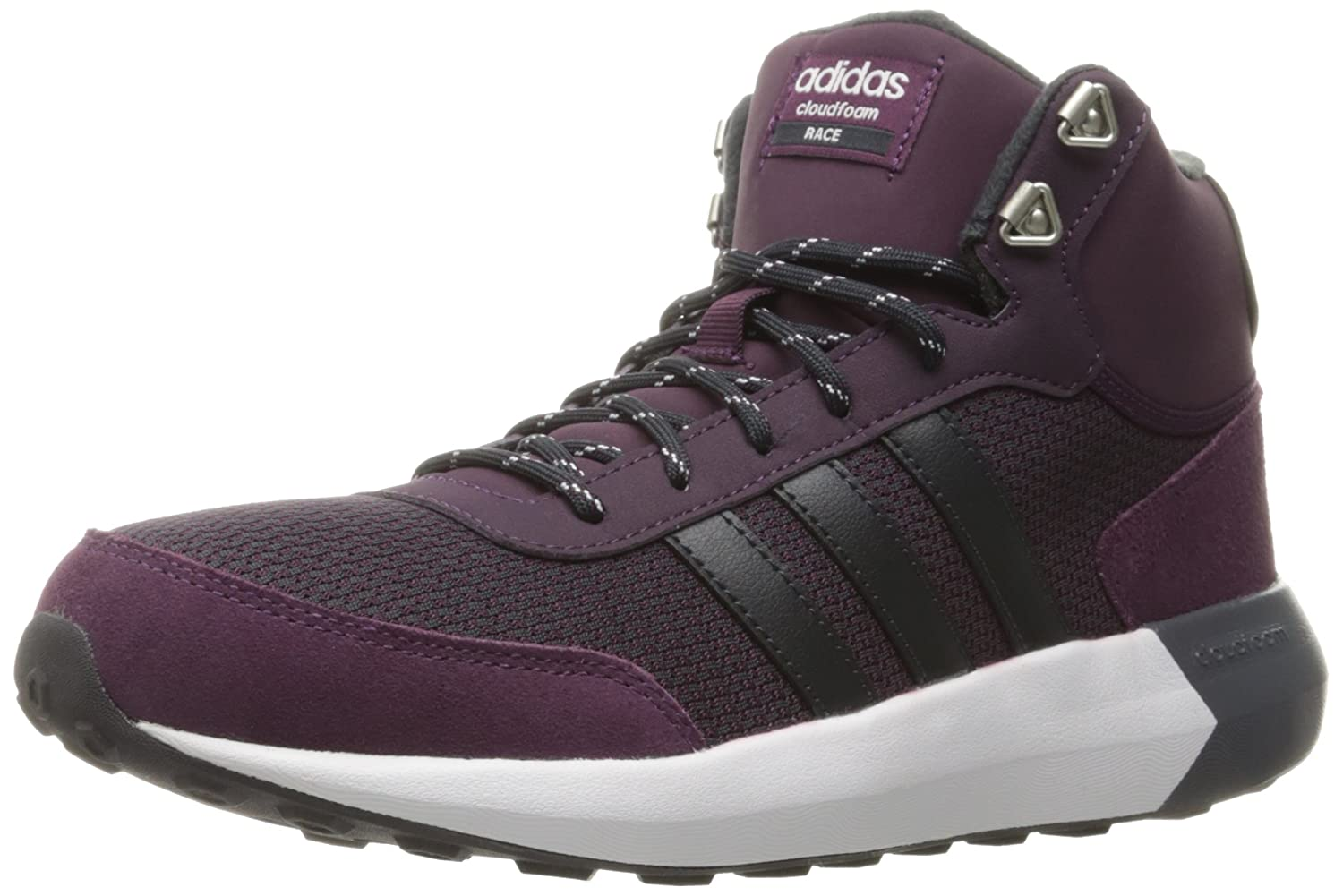 adidas NEO Women's Cloudfoam Race Wtr Mid W Running Shoe