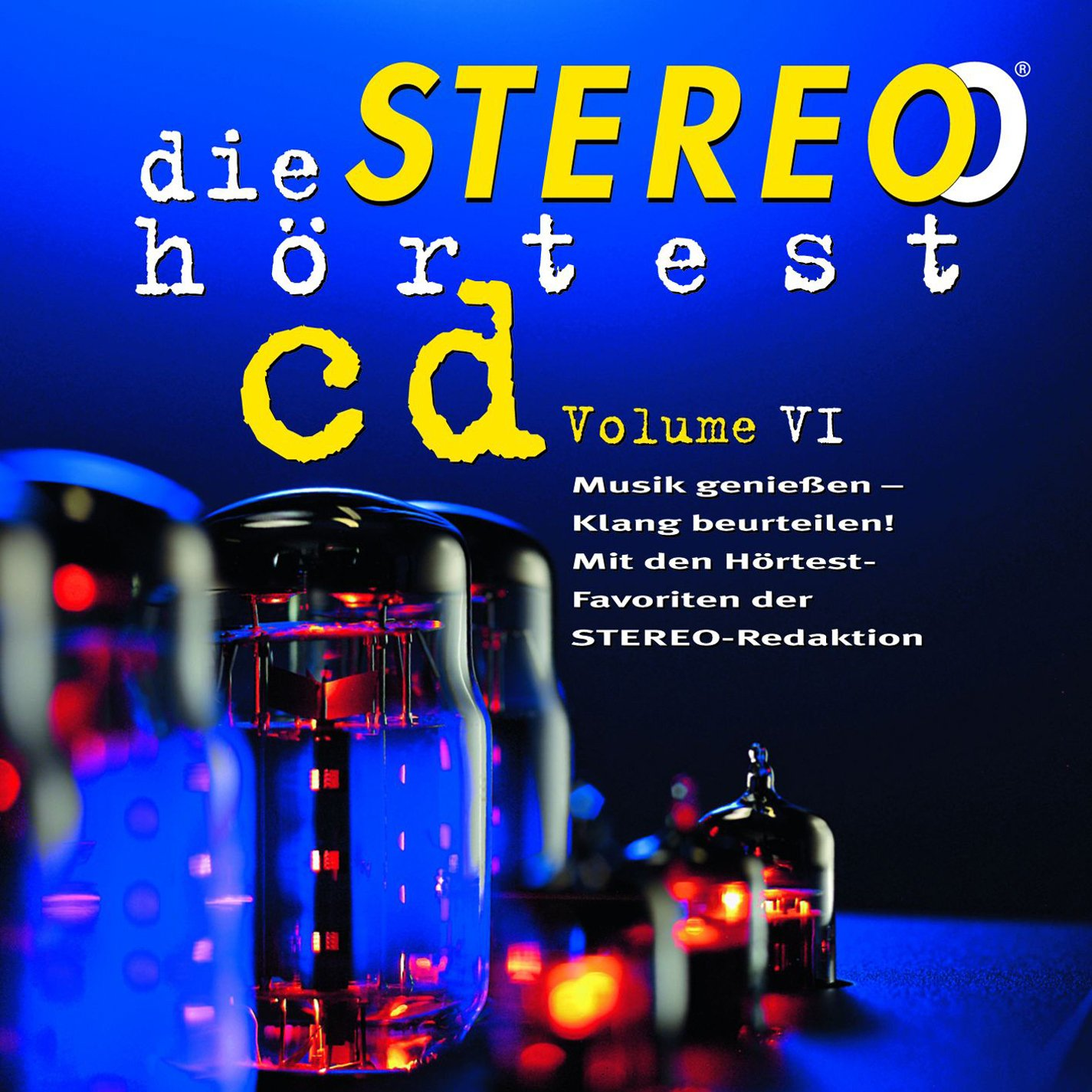 CD : Various - Stereo Hortest, Vol. 6 (CD)