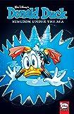 Donald Duck Kingdom Under The Sea