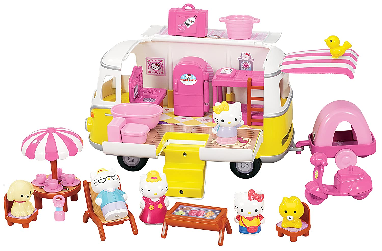 Pazapa BJ290363 - Roulotte di Hello Kitty