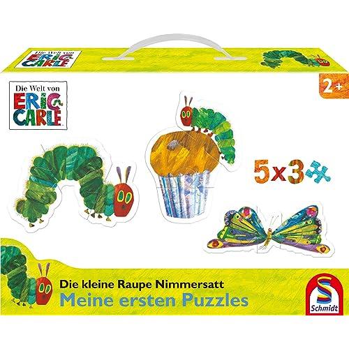Schmidt Spiele 56182 Mon Premier Puzzle Contour 5 x 3