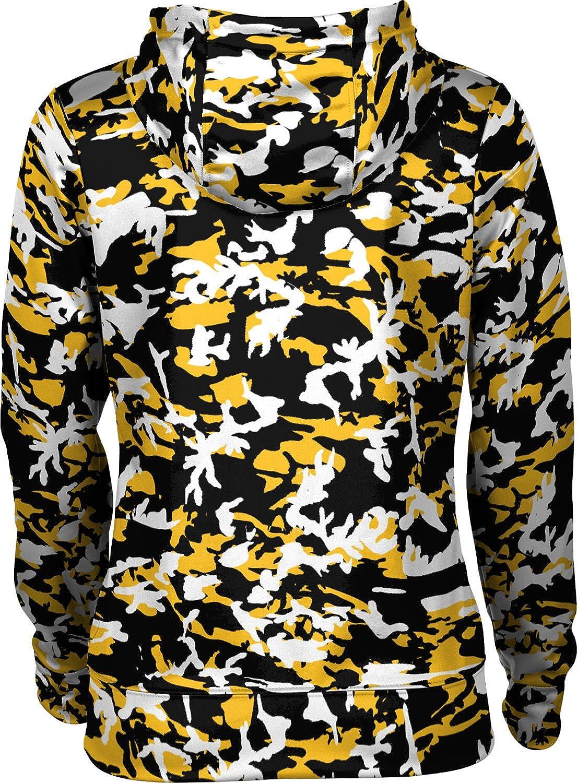 ProSphere California State University Long Beach Girls Pullover Hoodie School Spirit Sweatshirt Camo