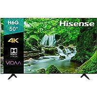 "Hisense 50"" Serie H6G VIDAA 4K UHD Smart TV con Dolby Vision HDR (50H6G)"
