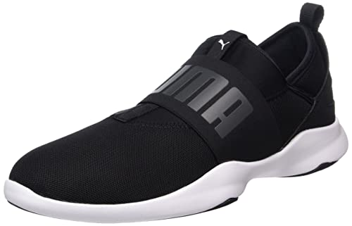 Buy Puma Unisex Dare Black Sneakers