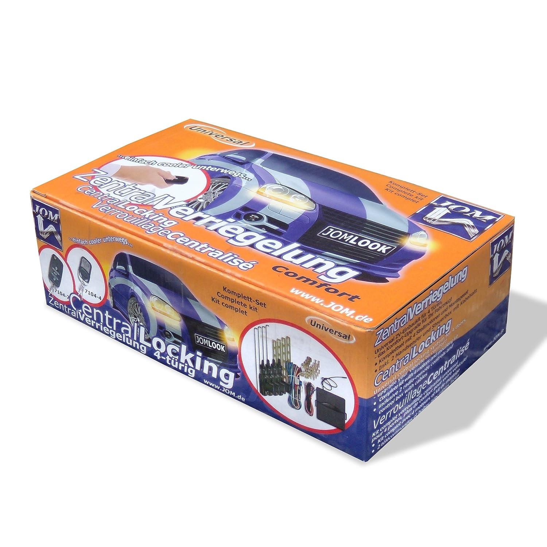 Jom 7104 2 Zentralverriegelung Komplett Set 4 Trig Inklusive Torque Wrench Big Boss Bb 600 10 50 Lbft 14 68nm Sqdrive 1 Klappschlssel Mit Funk Stellmotoren Auto