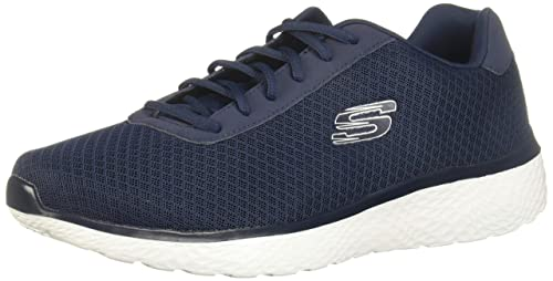 Skechers Men's Navy Blue Walking Shoes