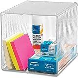 Sparco Storage Organizer, 6 x 6 x 6 Inches, Clear (SPR82980)