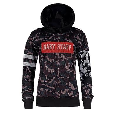 Babystaff Femme Hoody Asira: : Vêtements et accessoires