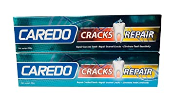 Amazon com : CAREDO Healing Teeth Crack Toothpaste, The ONLY