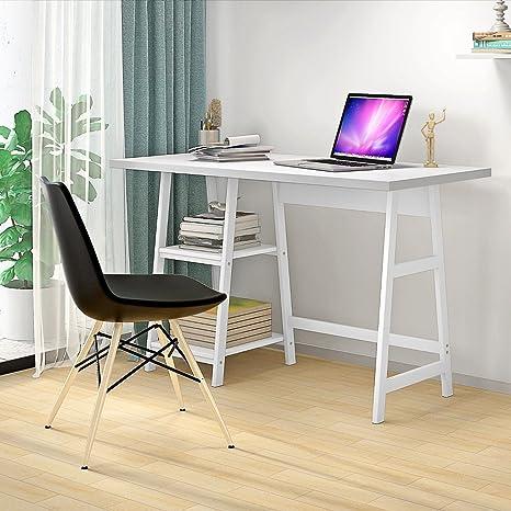 Estantes de escritorio para ordenador, escritorio, esquina ...
