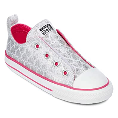 4d5f94806f773b Converse All Star Simple Slip Toddler Athletic (3 M US Infant