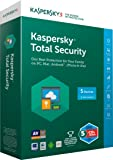 Kaspersky Total Security Multi Device - 5 Devices, 1 Year (CD)
