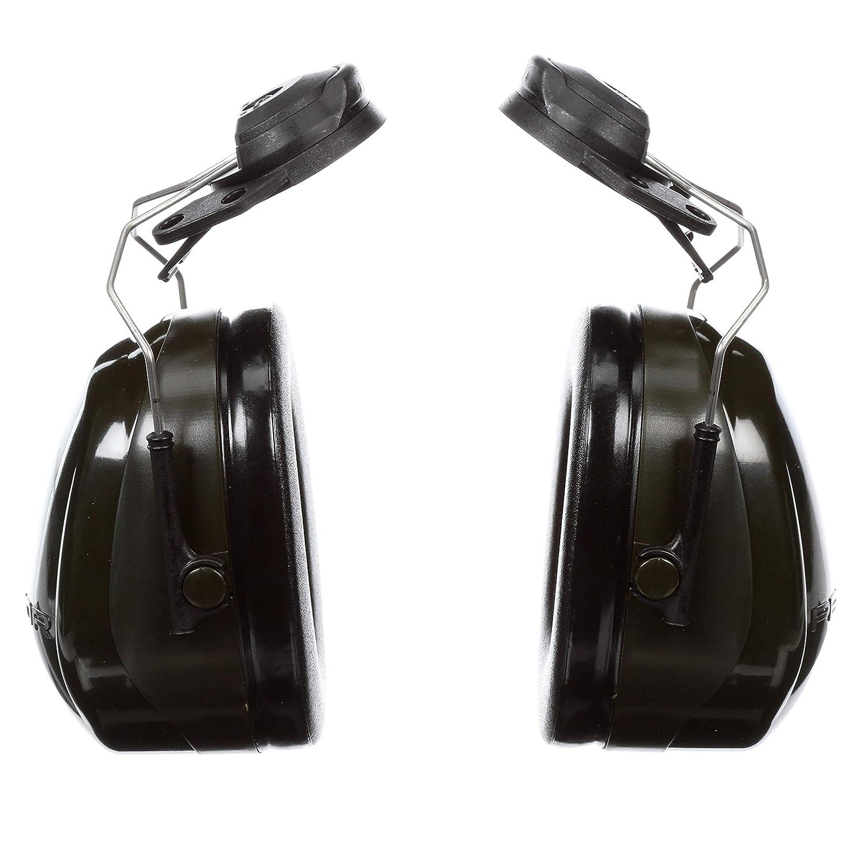 PELTOR 247-H7P3E PELTORデラックスヘルメットアタッチメントヒアリングプロ   B0017YEMYI