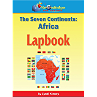 The Seven Continents - Africa Lapbook STUDY GUIDE