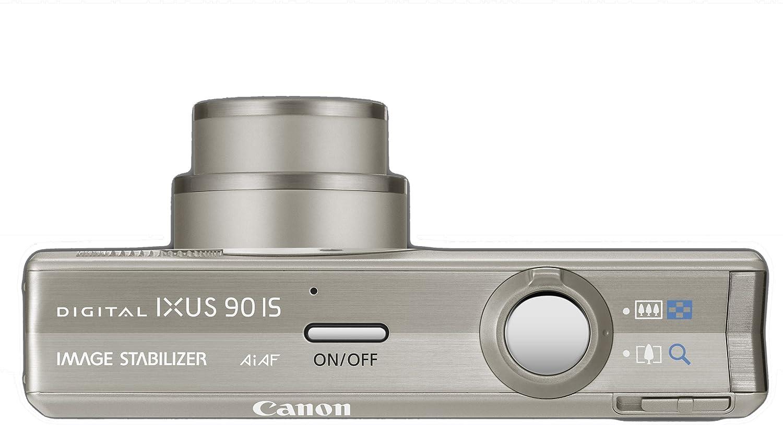 Canon Digital Ixus 90 Is Digitalkamera 3 Kamera