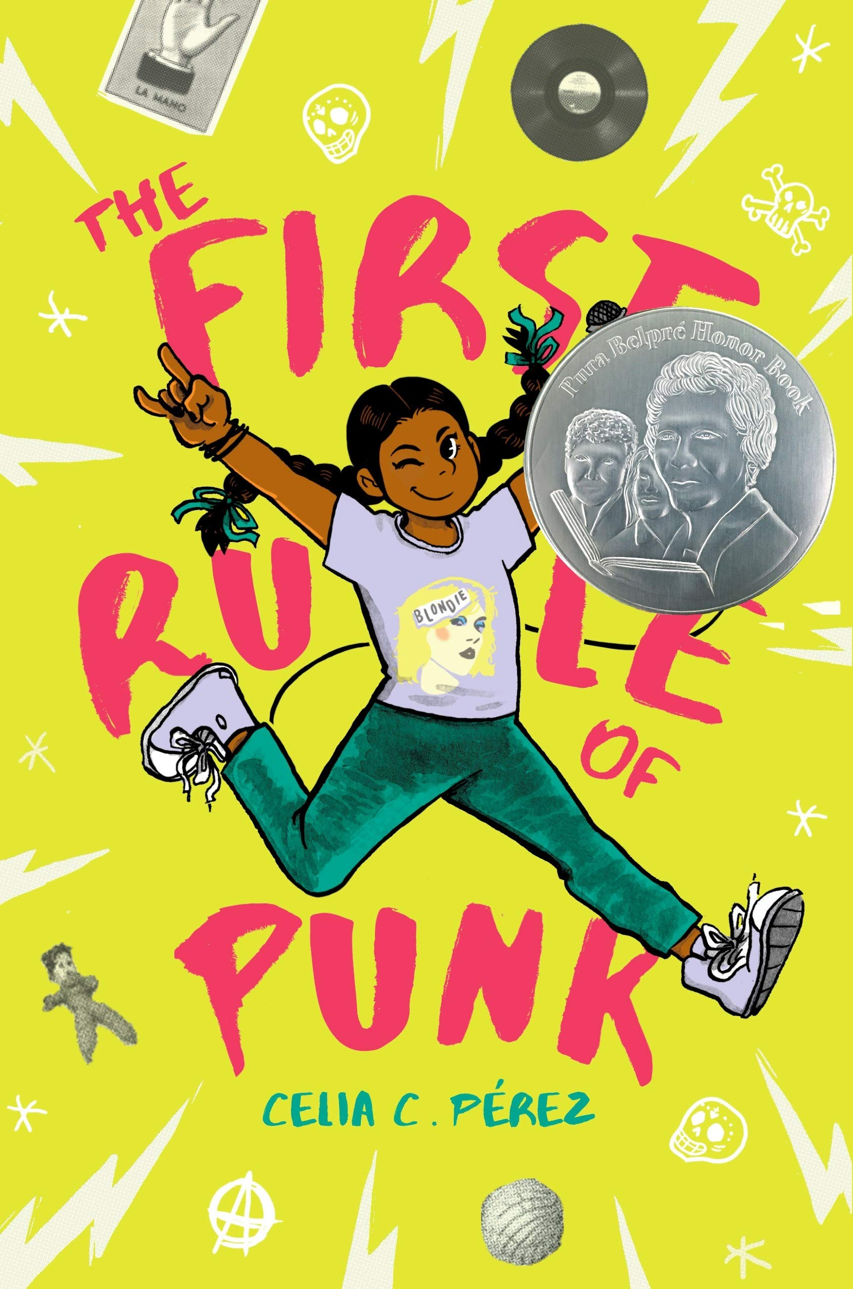 ace0585afa1afd The First Rule of Punk  Celia C. Pérez  9780425290422  Amazon.com  Books