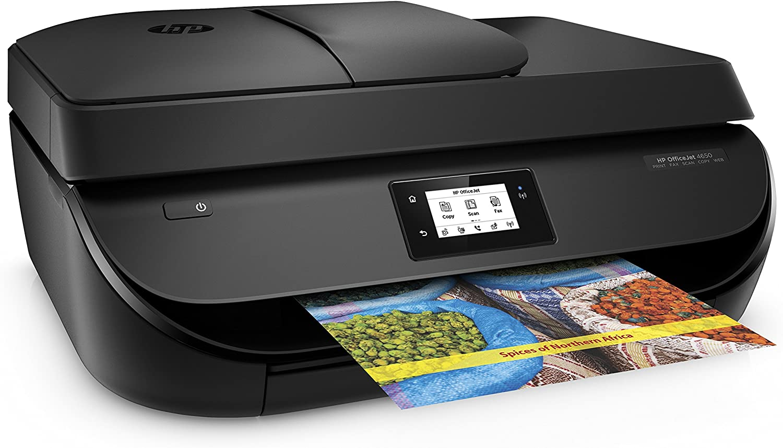 HP OfficeJet 4652 Inyección de Tinta térmica 9,5 ppm 4800 x 1200 ...