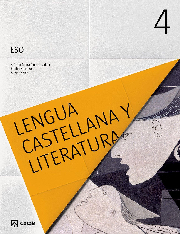 Lengua castellana y Literatura 4 ESO 2016 - 9788421860953: Amazon ...