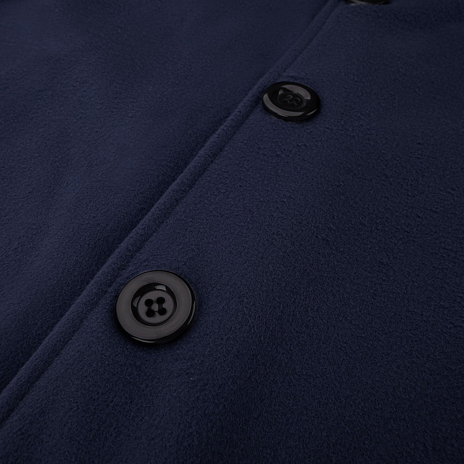 Hasuit Men's Single Breasted Notched Lapel Coat by Hasuit (Image #7)