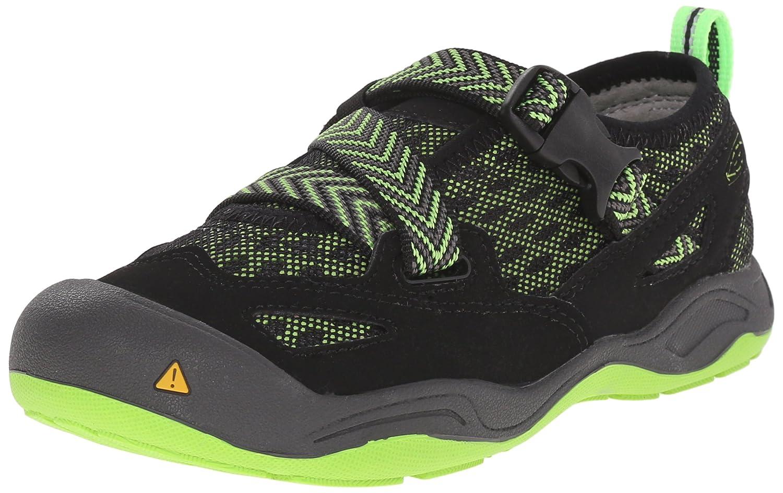 KEEN Komodo Dragon Shoe (Toddler/Little Kid) Black/Jasmine Green 8 M US Toddler Komodo Dragon-C - K