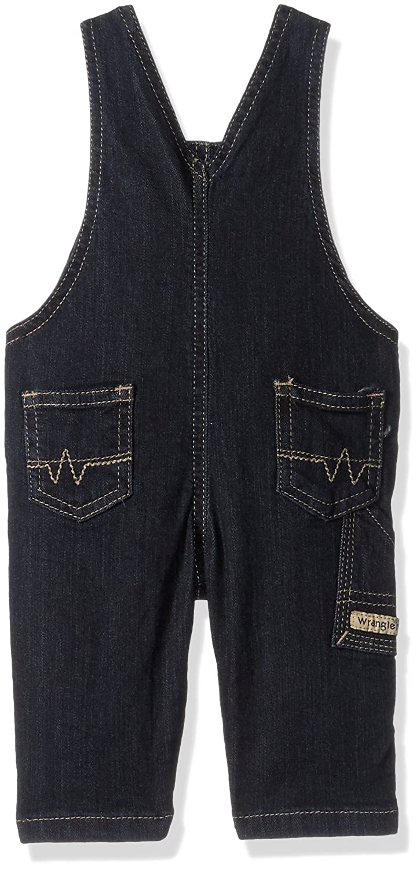 f413409ff673 Amazon.com  Wrangler Authentics Baby Boys  Denim Overall  Clothing