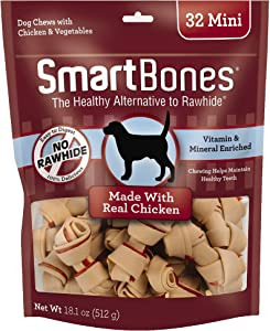 SmartBones Chicken Mini Bones