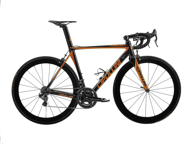 b508437cfd4 Amazon.com : Cipollini RB800 Road Bike, Orange Fluo, 53.7cm/Small : Sports  & Outdoors