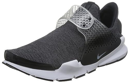 san francisco 0ca44 354f7 Nike, Uomo, Sock Dart SE, Tessuto Tecnico, Sneakers, Grigio: Amazon.it:  Scarpe e borse