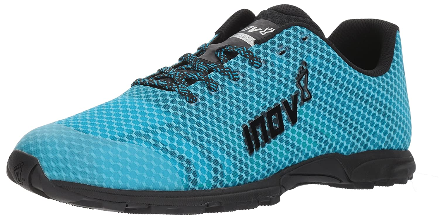 Inov-8 Men's F-Lite 195 V2 (M) Cross Trainer B073VSMBB4 12 C US|Blue/Black