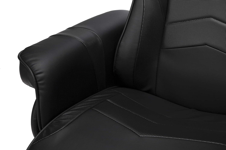 RESPAWN RSP-900-BLK Gaming Chair 35.04-51.18 D x 30.71 W x 37.01-44.88 H Black