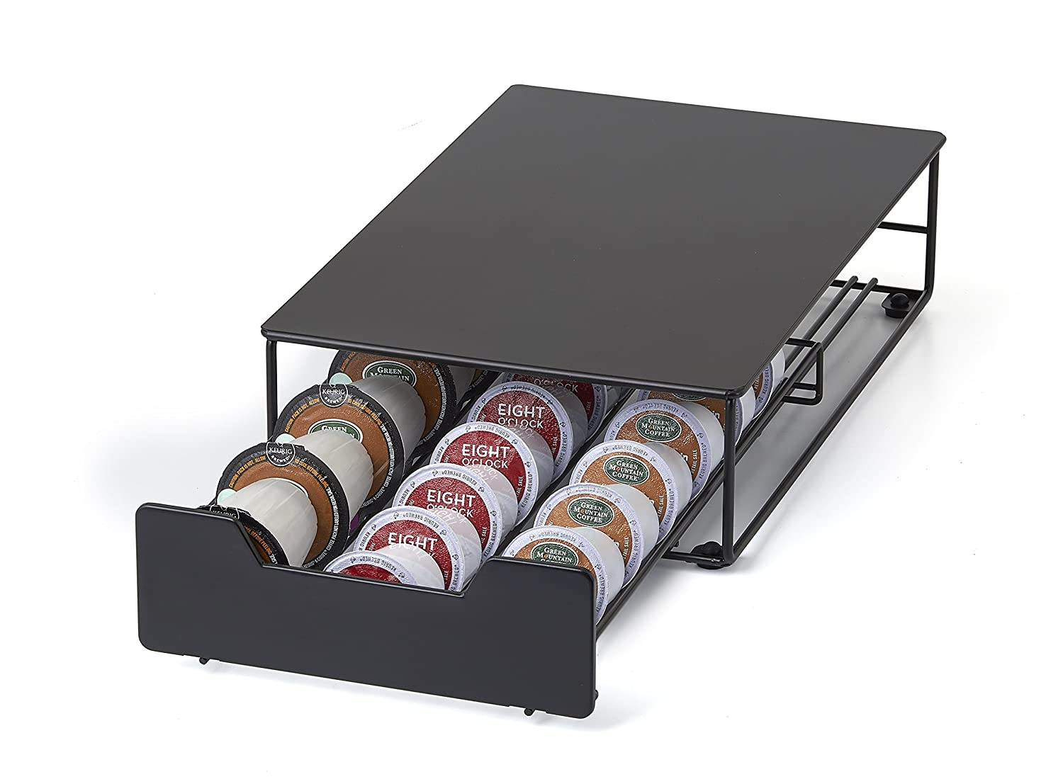 NIFTY KB6530 Mini Storage Drawer for Keurig 2.0, Black