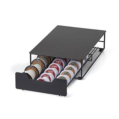 NIFTY KB6530 Mini Storage Drawer for Keurig 2.0, Black