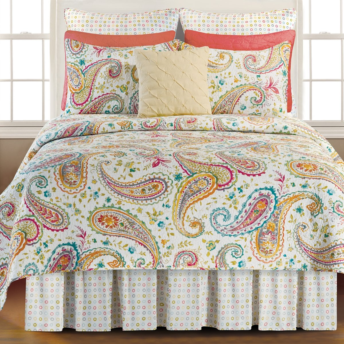 Adalynn King Quilt by C&F Home