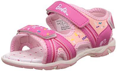 Barbie Girl's Fashion Sandals Fashion Sandals at amazon