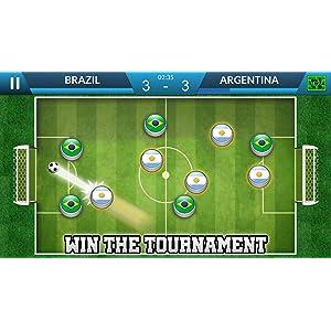 Campeones de Fútbol Chapas - Liga Mundial de Futbolín: Amazon.es: Amazon.es