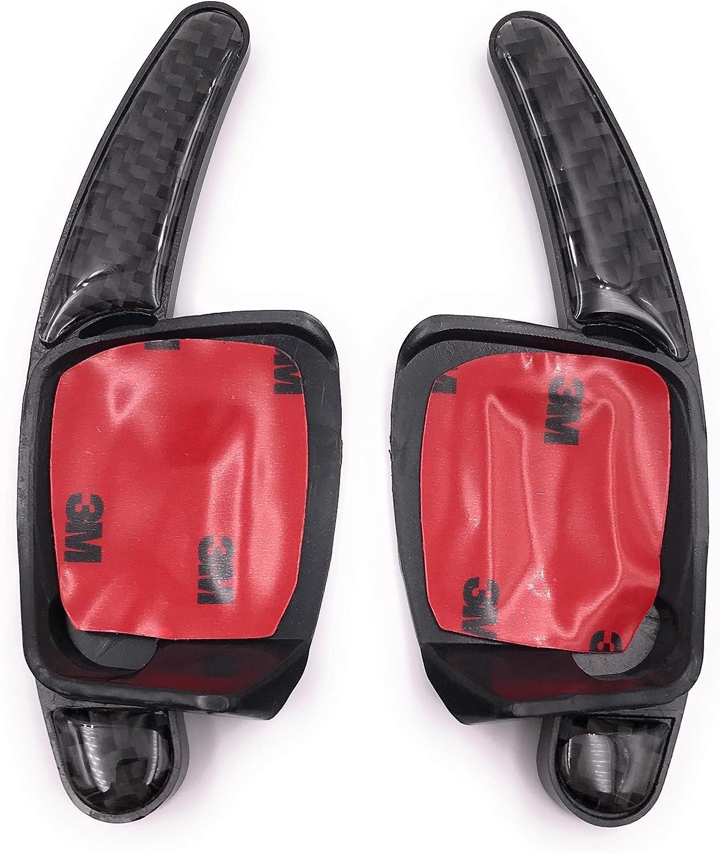 Onwomania Schaltwippen Dsg Shift Paddle Für Golf 7 No Gti R Gtd Trock Beetle Arteon Carbon Optik Auto