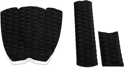 Footpad Surfboard Traction Pads Gazechimp 4 St/ück Pack Wellenreiter Skimboard Pad